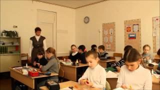 Видеоурок по технологии (учитель Сухина Л.А.)