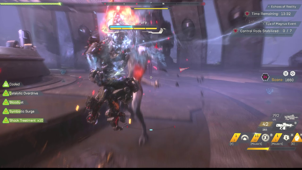 Anthem Cataclysm PTS Info Reveals Some of the Things Coming