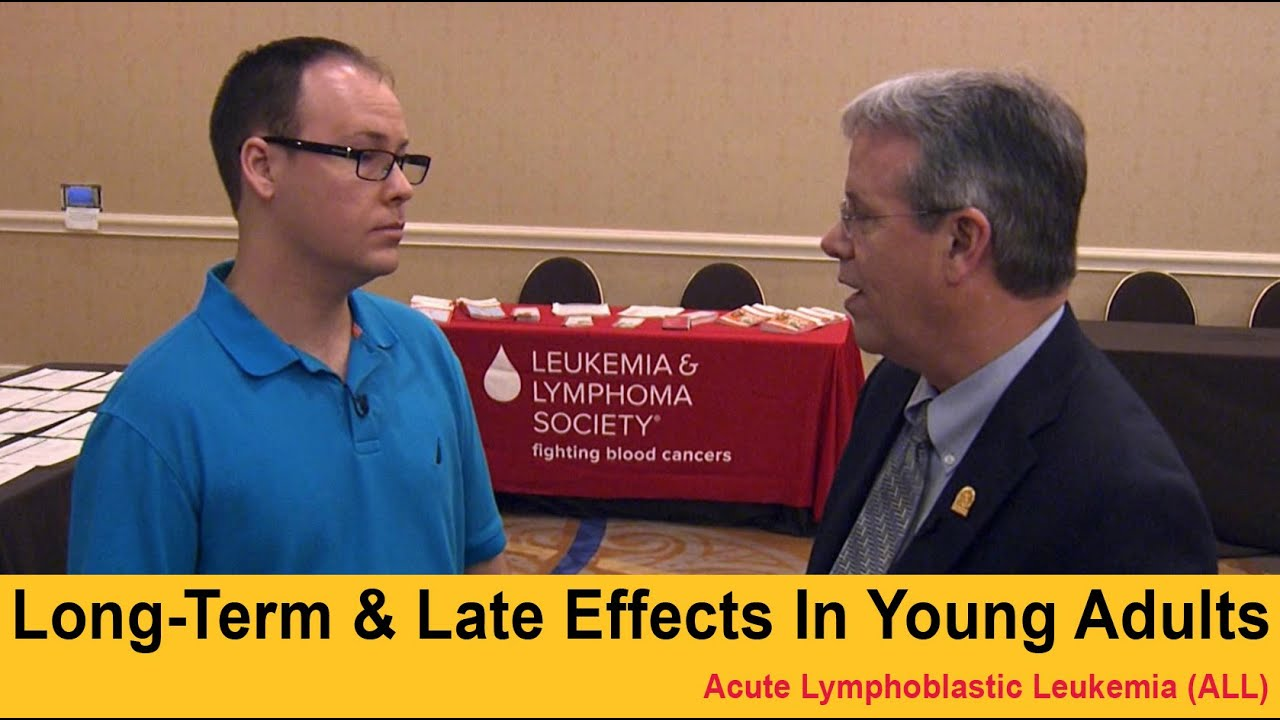 Cancer Survivorship in Young Adults: Acute Lymphoblastic ...