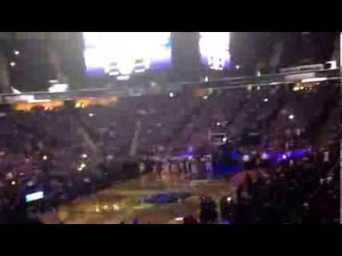 Sacramento Kings 2013 home opener