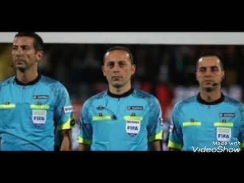 SON DAKİKA:Cüneyt Çakır ve ekibi Dünya Kupası'nda