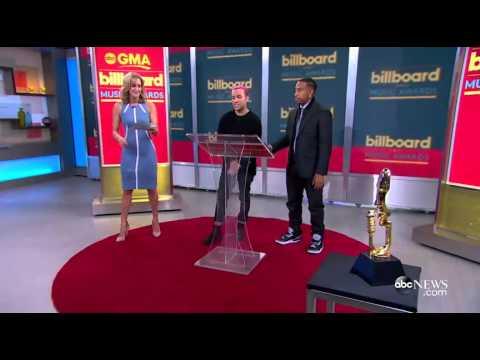 2015 Billboard Music Awards' Nominees Announced4:48