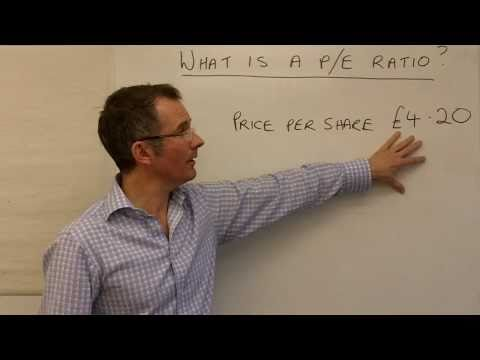 A beginner's guide to p/e ratios - MoneyWeek Investment Tutorials
