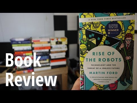 Rise of the Robots – Book Review