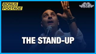 The Stand Up | Russell Peters - Behind The Scenes