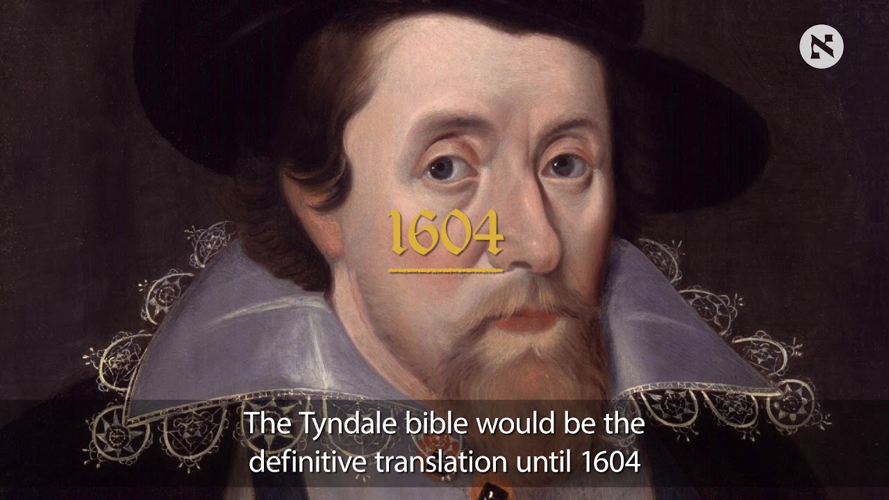 In the bigynnyng: A brief history of the English Bible
