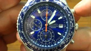 Часы Seiko Flightmaster SND255