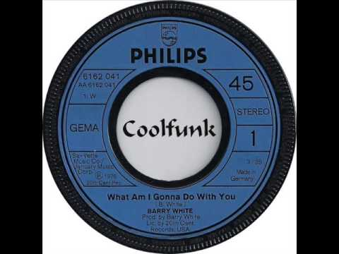 Barry White - What Am I Gonna Do With You (Soul-Disco 1974) mp3