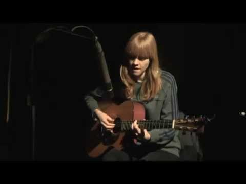Lucy Rose Middle Of The Bed BBC Radio 1 Live Lounge 2013