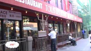 Montreal Tour Streets of: Downtown, Chinatown, Old Montreal and Old Port