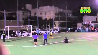 Jeddah sports club conduct football match for kids