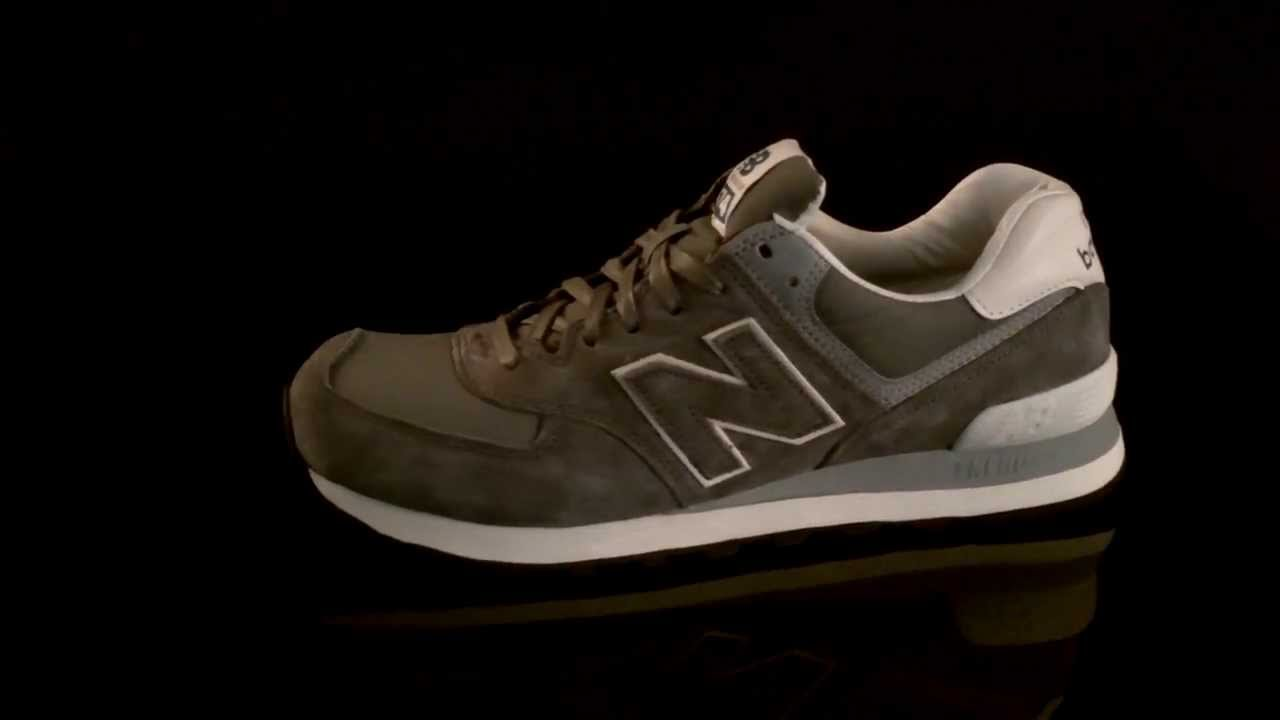 Srg 57413hSneaker Ml Youtube Rock Castle New Balance Grey n8XOPk0w