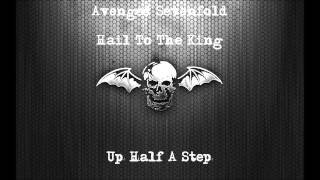 Avenged Sevenfold - Hail To The King DROP D (higher pitched) Lyrics In Desc