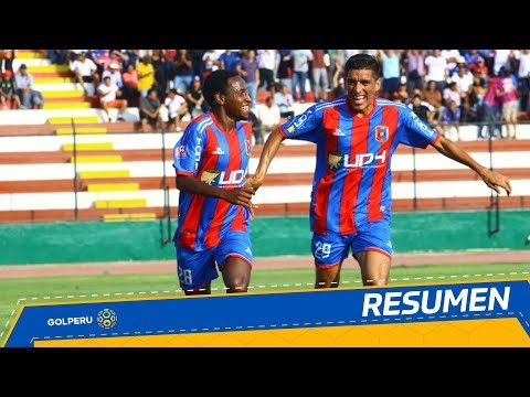 Resumen: Alianza Universidad vs. Santos FC (2-0)
