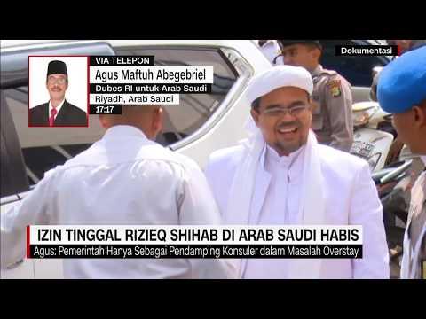 Dubes RI di Arab Saudi: Izin Tinggal Rizieq Shihab di Arab Saudi Habis Mp3