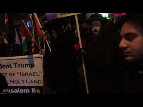 American Judaism Help Palestine Muslim No More Isreal