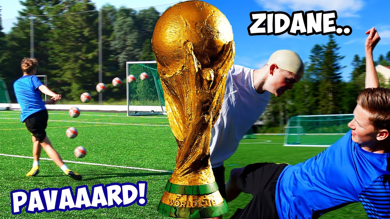 Download TOP 10 WORLD CUP MOMENTS IN HISTORY RECREATED