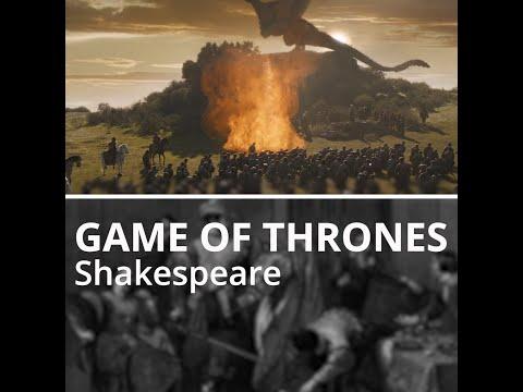 « Game of Thrones » et Shakespeare : entre clins d'œil et visions parallèles de l'histoire