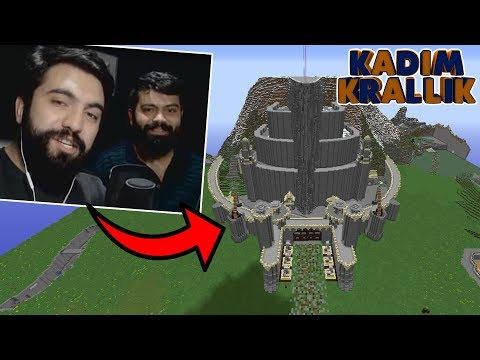 ABİMLE GONDOR TURU !!! | Minecraft: Kadim Krallık | Bölüm 175