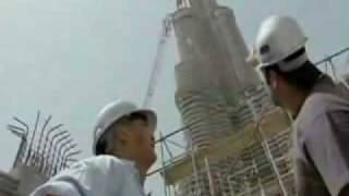 A New Tallest Building on Earth-the Burj Dubai on Discovery Channel- Nha Lau Cao Nhat The Gioi