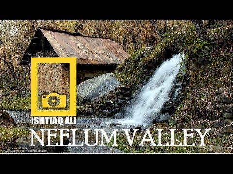 Water Mill in Neelum Valley Azad Kashmir by Sardar Zubair Khan