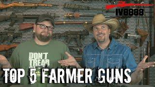 Top 5 Farmer Guns