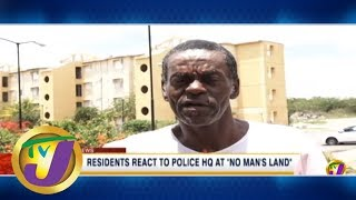 TVJ News: Reactions to Police HQ at 'No Man's Land' - April 21 2019 Clip 3 of 3
