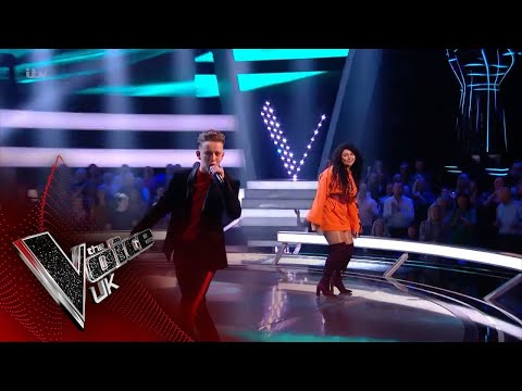 Tai VS Kade Smith - 'Stand By Me': The Battles | The Voice UK 2018