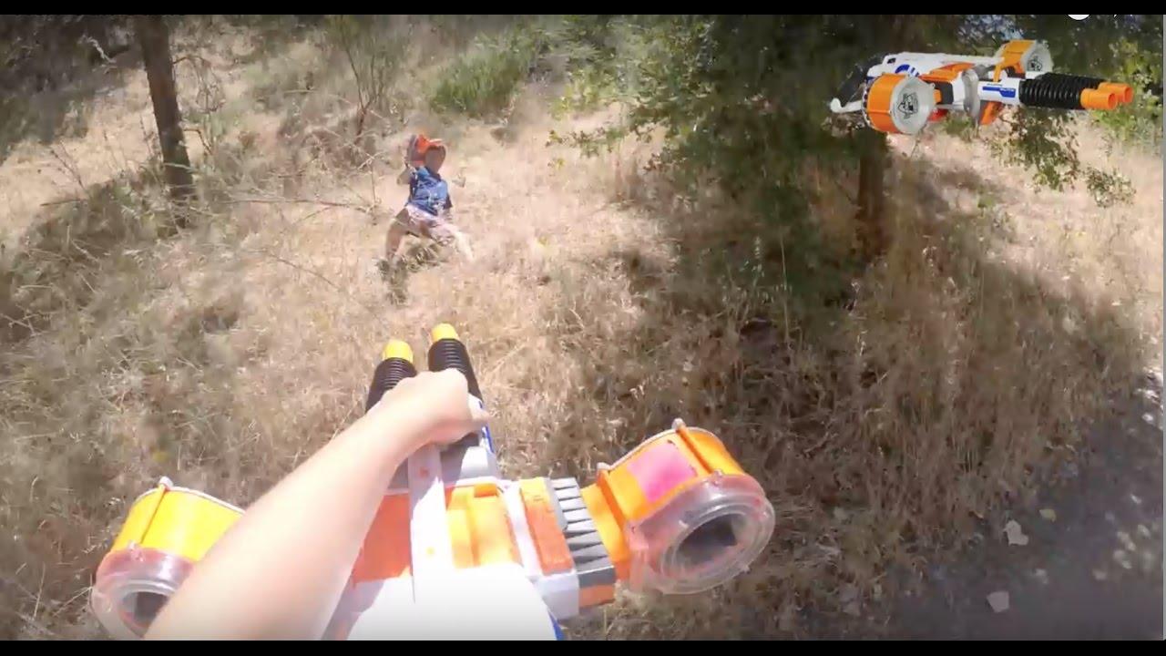 Amazoncom Nerf NStrike Elite Jolt Blaster Green Toys