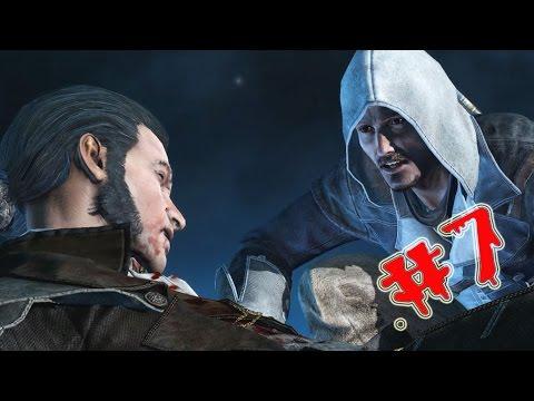 Assassin's Creed Rogue: Gameplay Walkthrough || Part 7 || Kill Lawrence Washington