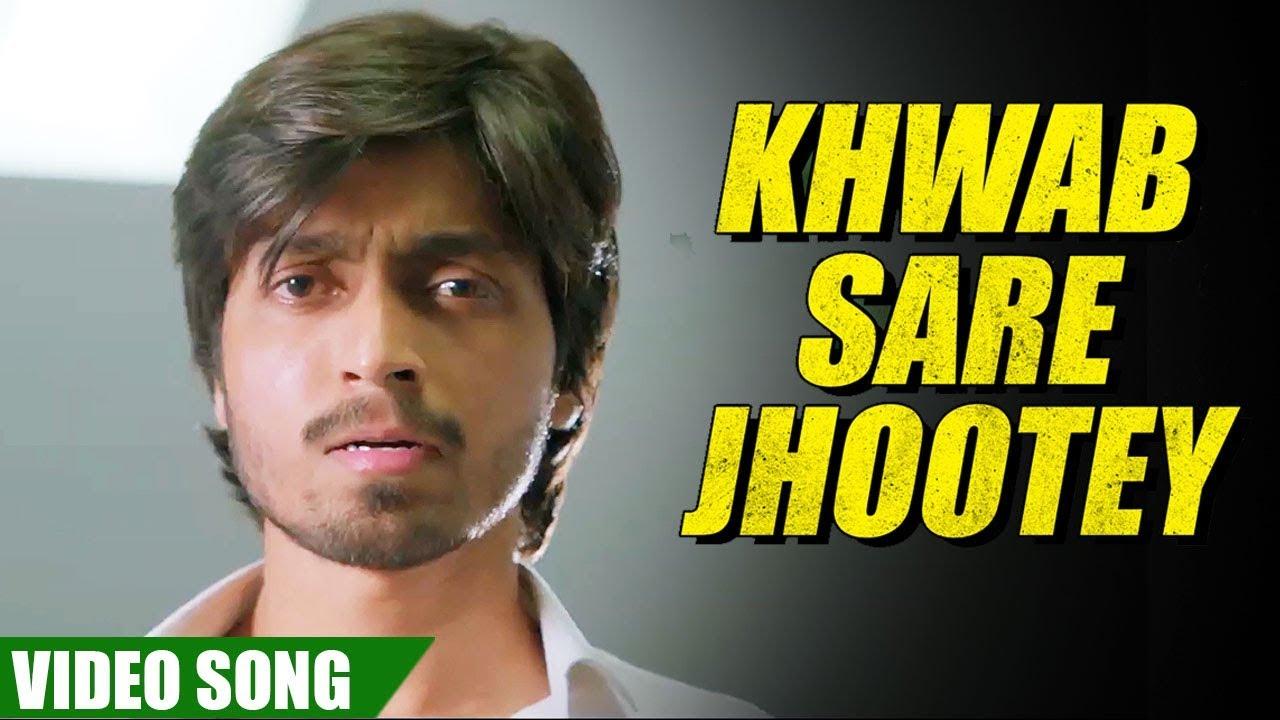 Khwab Sare Jhootey | Video Song | Latest Hindi Songs 2020 | Shahid Mallya