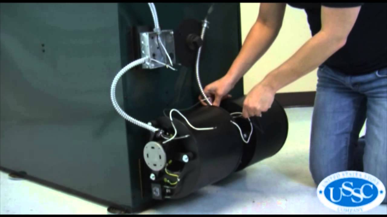 Installing the (8059480230) Blowers, (80314) Thermodisc, (89319) Blower Gasket and Wiring  YouTube
