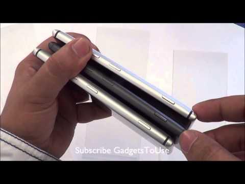 Nokia Lumia 925 Colors Comparison Review  Black Grey VS White Silver VS Grey Silver