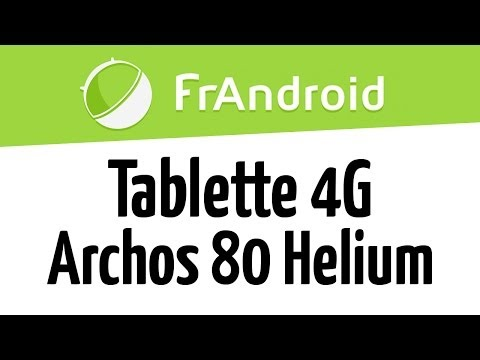 archos 80b helium 4g video clips. Black Bedroom Furniture Sets. Home Design Ideas