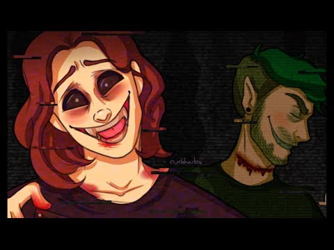 'You Must Have A DEATH-Wiish...' - Dark-Wiishu & Antisepticeye Speedpaint