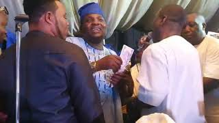 Wasiu Ayinde Marshall Oluaye of Fuji live 2020 Flexing @ OGOGO Party with Yomi Fabiyi