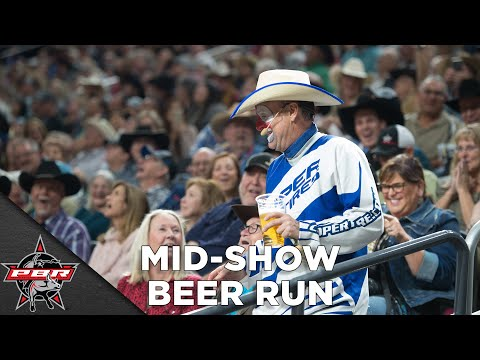 See Flint Rasmussen Goes on a Beer Run DURING World Finals | 2019