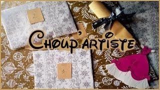 Choup'artiste - Valentin est de retour avec tout son talent ♥