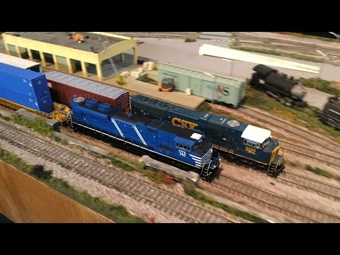 LEGO and HO Scale Model Trains at Gold Coast Railroad Museum First Free Saturday 08.06.16