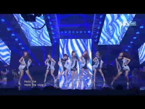 AOA [ELVIS] @SBS Inkigayo 인기가요 20120902