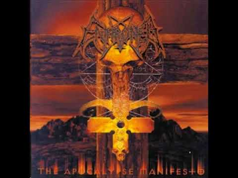 Enthroned - Retribution Of The Holy Trinity