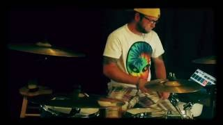 "House of pain-jump around drum cover by andrew ""smiles"" ringle"