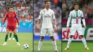 Top Cristiano Ronaldo Goals, free kicks  That Shocked The World
