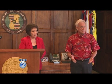 Mayor appoints Colleen Hanabusa to rail project board