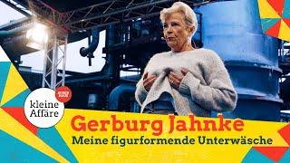 Gerburg Jahnke –  Meine figurformende Unterwäsche