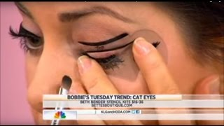 NBC's TODAY Show Reviews Beth Bender Beauty Stencils | Beth Bender Beauty Thumbnail