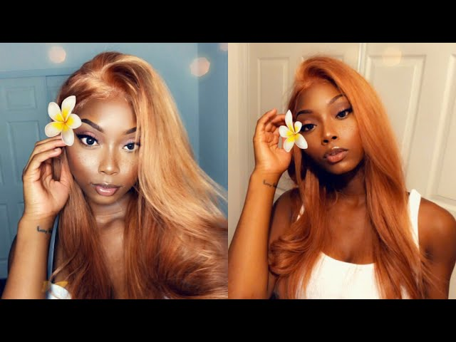 APPLYING AND STYLING MY FULL LACE WIG   ft. LUHAIR