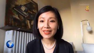 狮城有约   十分访谈:欧菁仙的阅读启蒙 - YouTube