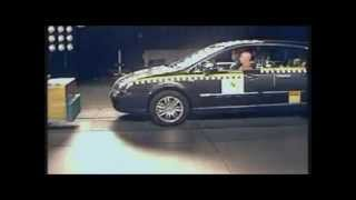 Crash test Renault Vel Satis 2002