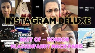 Instagram Best Of DELUXE - Paris Klassenfahrt Anreise - FML Horror Reise